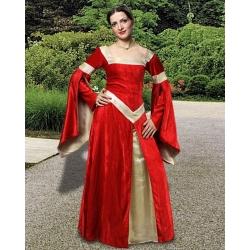 Středověké Šaty Lady of Leeds