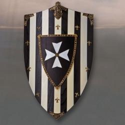 Štít Maltézských Rytířů