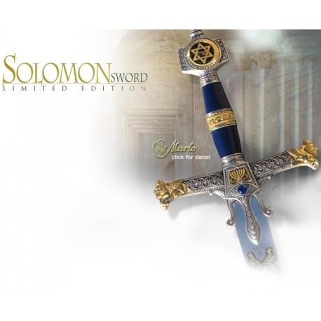 Meč Král Šalamoun Deluxe