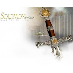 Meč Král Šalamoun Stříbrný