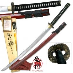 Ryumon Senshi Tengoku Samurajská Katana RY-3044