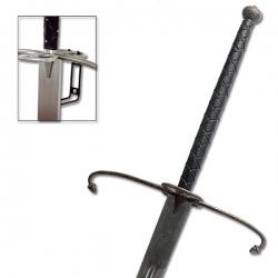 Obouruční Meč Skotský Lowlander Starožitný