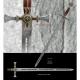 Meč Templářský Damascus