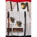 Samurajská Katana 3 Styly