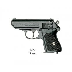 Německá pistole-Jednotky SS