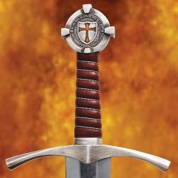 Pasovací Meč Templáři