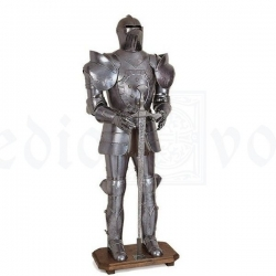 Rytířská Zbroj Medici