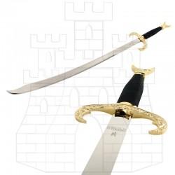 Meč Scimitar Toledo