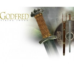 Vikingský Meč Godfred