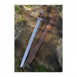 Vikingský Meč s Pochvou Funkční
