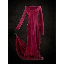 Fantasy Šaty Vínové