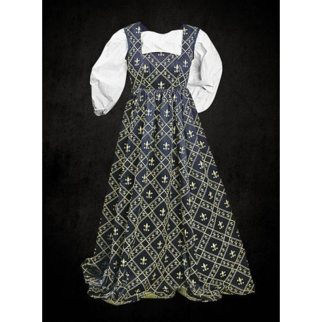 Renesanční Šaty Fleur