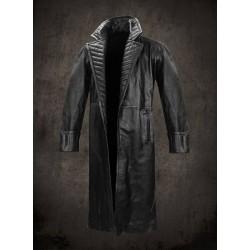 Kabát Kožený Nick Fury Ironman