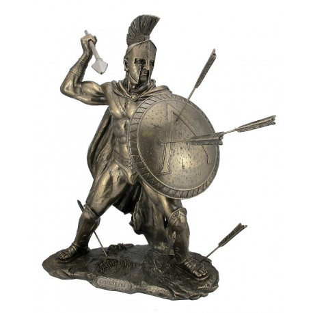 Soška Král Leonidas 52cm