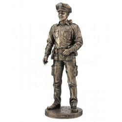 Soška US Policista