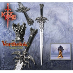 Kit Rae Vorthelok Sword Autographed KR0046A