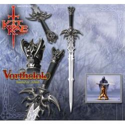 Kit Rae Vorthelok Sword Autographed KR0046A