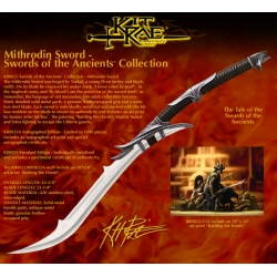 Kit Rae Mithrodin Sword KR0025