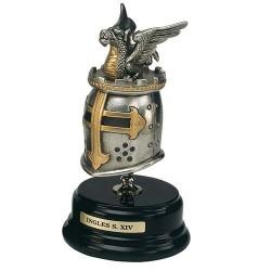 Miniaturní Helma Anglický Rytíř