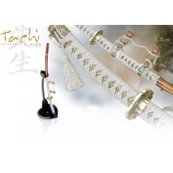 Rosewood Tachi Meč z Highlander