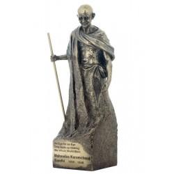 Mahátma Gándhí Soška