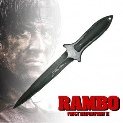 Nůž Rambo II Boot Knife