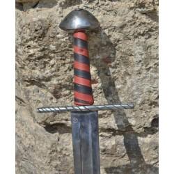 Český románský meč Sigvinais