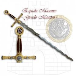 Meč Velmistra Templářů
