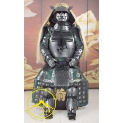 Samurajské Brnění Silver Dragon