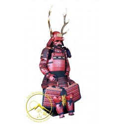 Samurajské Brnění Sanada Yukimura