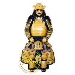 Zlaté Samurajské Brnění Suaka
