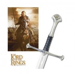 Anduril meč Pán prstenů