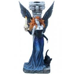 Anděl gothic soška