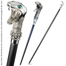 Vycházková hůl s kobrou Lucius Malfoy-Harry Potter