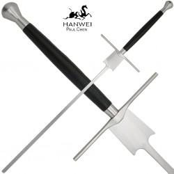 Federschwert tréninkový renesanční meč