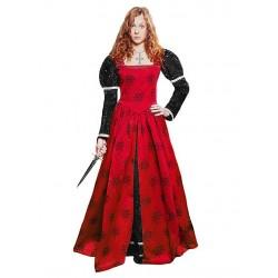 Šaty Milady de Winter