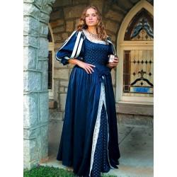 Renesanční šaty madam Bonacieux