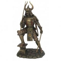 Soška Samuraj s katanou