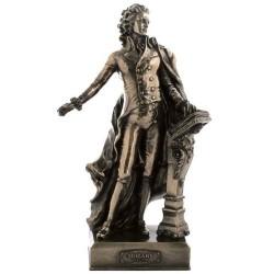 Mozart soška