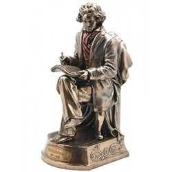 Beethoven soška