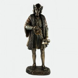 Kryštof Kolumbus soška