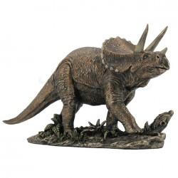 Triceratops soška