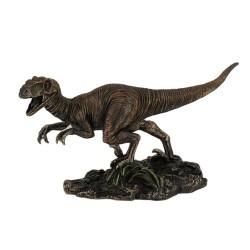 Velociraptor soška