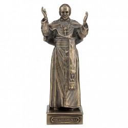 Papež Jan Pavel II. soška