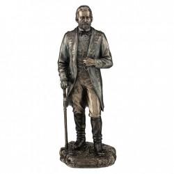 Prezident Grant soška