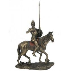 Don Quijote soška