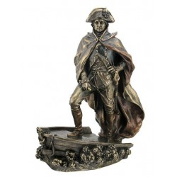 Prezident George Washington překračuje Delaware soška