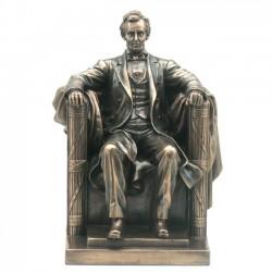 Prezident Abraham Lincoln soška