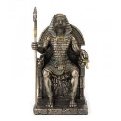 Bůh Horus soška