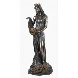 Fortuna soška bohyně štěstí 75 cm